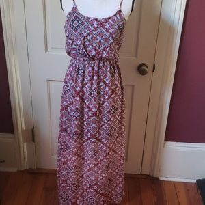 Target maxi dress by xhilaration S